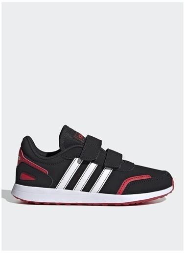 adidas Adidas Erkek Çocuk Siyah-Beyaz-Kırmızı Yürüyüş Ayakkabısı Siyah
